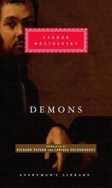 Demons by F.M. Dostoevsky