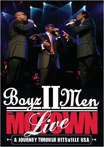Boyz II Men - Motown: A Journey Through Hitsville USA - Live on DVD