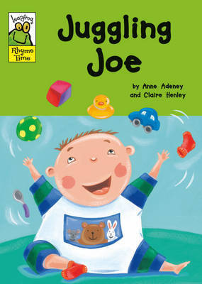 Juggling Joe by Anne Adeney