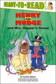 Henry and Mudge and Mrs. Hopper's House by Cynthia Rylant image