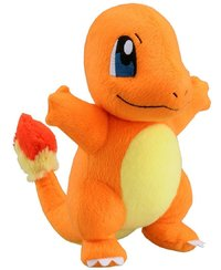 "Pokémon: 8"" Charmander - Basic Plush"