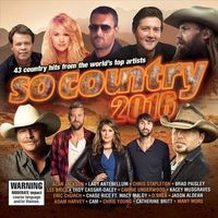 So Country 2016 (2CD) by Various image