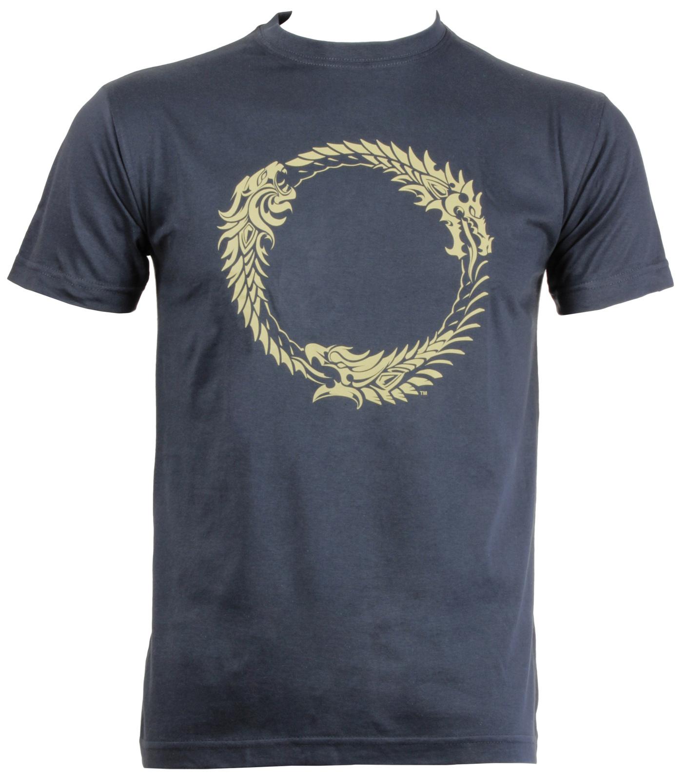 The Elder Scrolls Online T-Shirt Ouroboros (Large) image