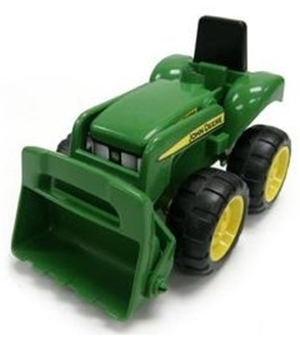 John Deere: 15cm Sand Pit - Tractor