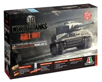 Italeri: 1/35 World Of Tanks - Pz.kpfw Tiger Vi
