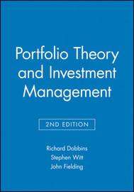 Portfolio Theory and Investment Management by Richard Dobbins image
