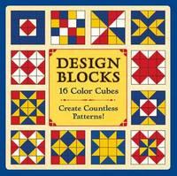 Design Blocks: 16 Color Cubes