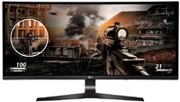 "34"" LG 34UC79G-B Curved FHD IPS 1ms 144hz Gaming Monitor"
