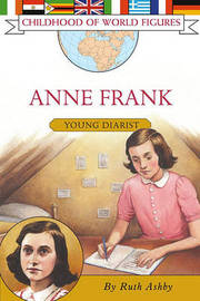 Anne Frank by Ruth Ashby