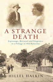 A Strange Death by Hillel Halkin image