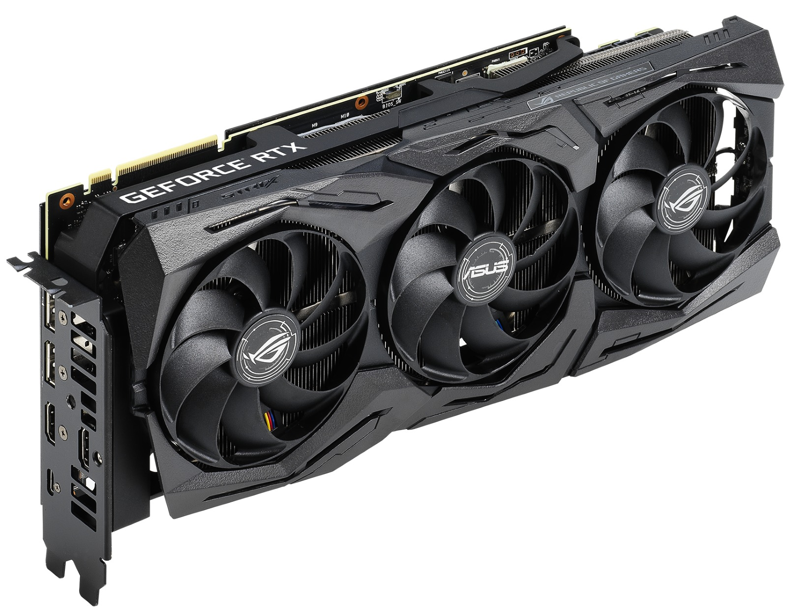 ASUS ROG Strix GeForce RTX 2080 8GB Graphics Card image