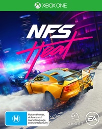 Need for Speed Heat for Xbox One