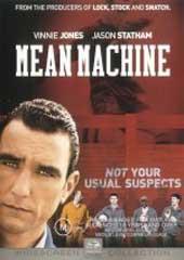 Mean Machine on DVD