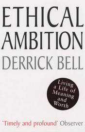 Ethical Ambition by Derrick Bell image