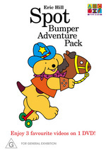 Spot - Bumper Adventure Pack (3 On 1) on DVD