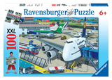 Ravensburger 100 Piece Jigsaw Puzzle - Airport