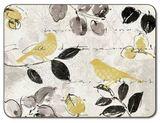 Birdsong Placemats (Set of 6)