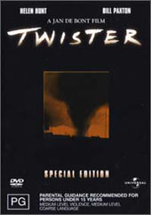 Twister - Special Edition (DTS) on DVD