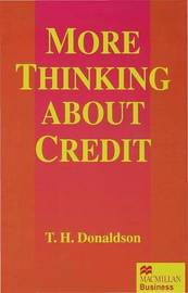 More Thinking about Credit by T.H. Donaldson image