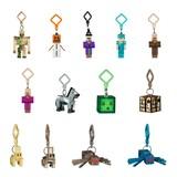 "Minecraft Hangers 3"" figure blind pack series 3-3"