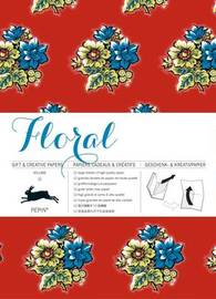 Pepin Press: Gift & Creative Papers - Floral by Pepin Van Roojen