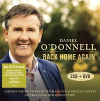 Back Home Again by Daniel O'Donnell image
