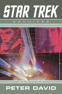 Star Trek Archives: v. 1: Best of Peter David by Peter David image