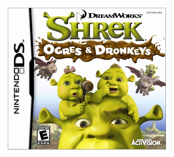 Shrek: Ogres and Dronkeys for Nintendo DS image