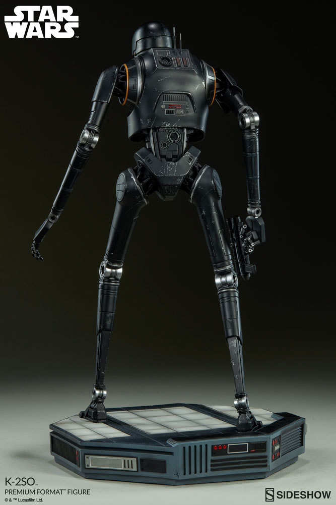 Star Wars: Rogue One - K-2SO - 1:4 Scale Premium Format Figure image