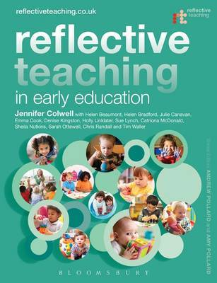 Reflective Teaching in Early Education by Jennifer Colwell image