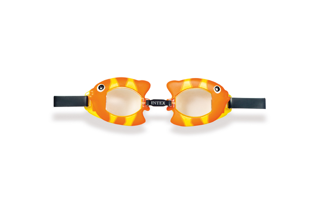 Intex: Fun Goggles - Orange Fish