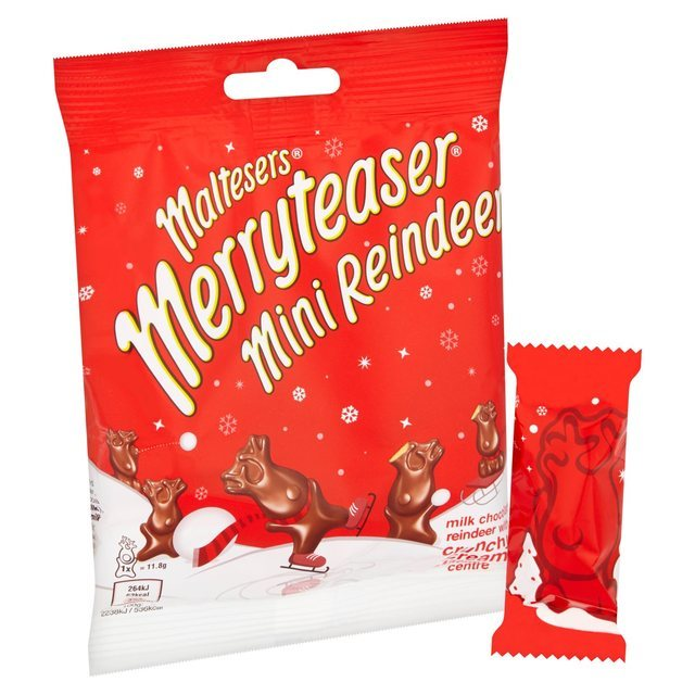Maltesers Merryteaser Mini Reindeer 59g image
