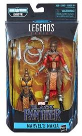 "Marvel Legends: Nakia - 6"" Action Figure"