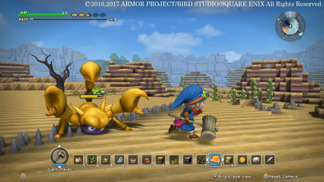 Dragon Quest Builders for Nintendo Switch image