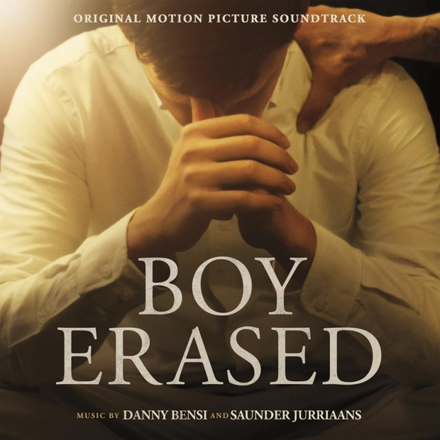 Boy Erased (Coloured Vinyl) by Danny Bensi