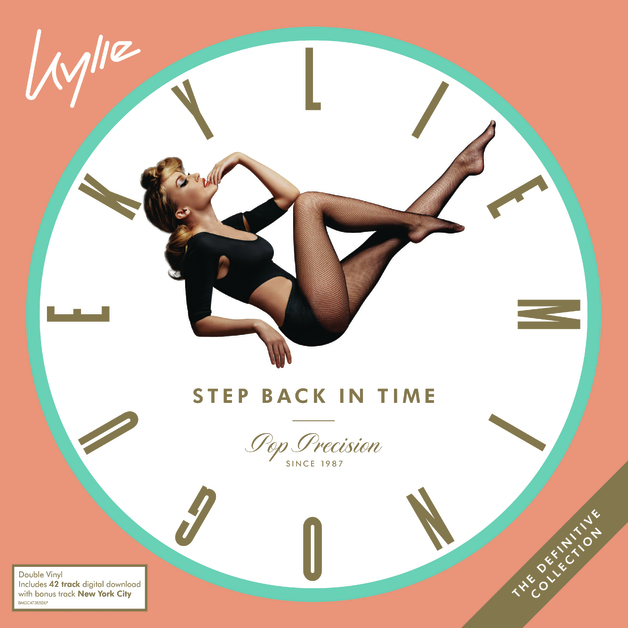 Step Back In Time: The Definitive Collection Limited Edition Mint Green Vinyl by Kylie Minogue