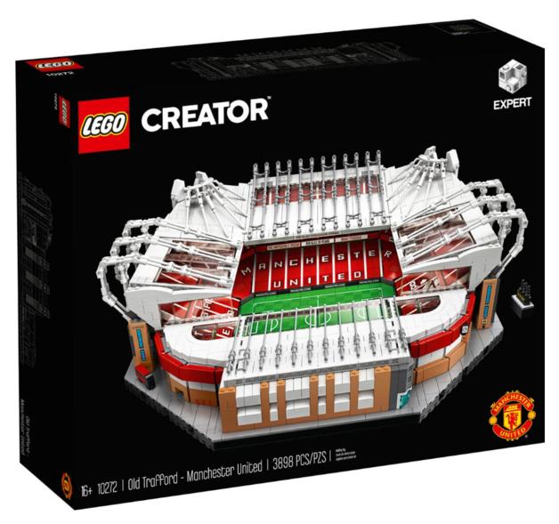 LEGO Creator: Old Trafford Manchester United - (10272)