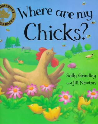 Where Are My Chicks? by Sally Grindley image