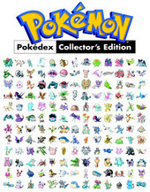 Pokemon Pokedex - Prima Official Guide for Game Boy Advance