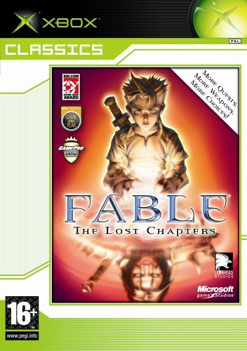 Fable: The Lost Chapters for Xbox