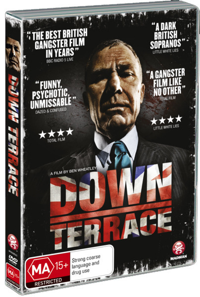 Down Terrace on DVD
