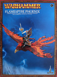 Warhammer High Elf - Flamesprye Phoenix