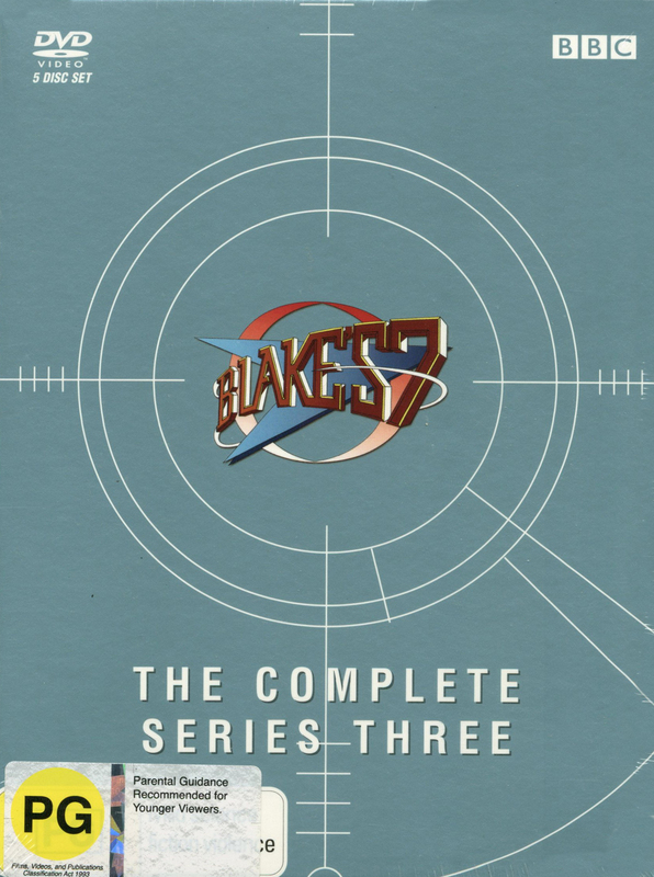 Blake's 7 - Complete Series 3 on DVD
