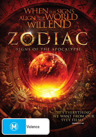 Zodiac Signs Of The Apocalypse on DVD
