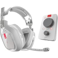 Astro A40 TR + MixAmp Pro Gaming Headset (White) for PC, Xbox One image