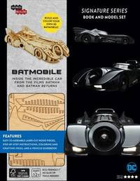 IncrediBuilds: Batmobile Signature Series Book and Model Set by Insight Editions