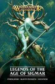 Legends of the Age of Sigmar by David Annandale