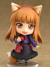 Spice and Wolf Nendoroid Holo - Articulated Figure