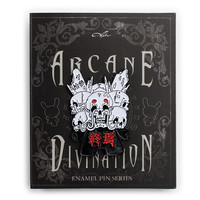 Dunny Arcane Divination Enamel Pin Series (Blind Box)