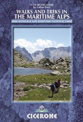 Walks and Treks in the Maritime Alps by Gillian Price
